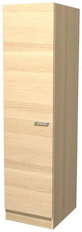 Vorratsschrank »Portland«, Breite 50 cm in akaziefarben