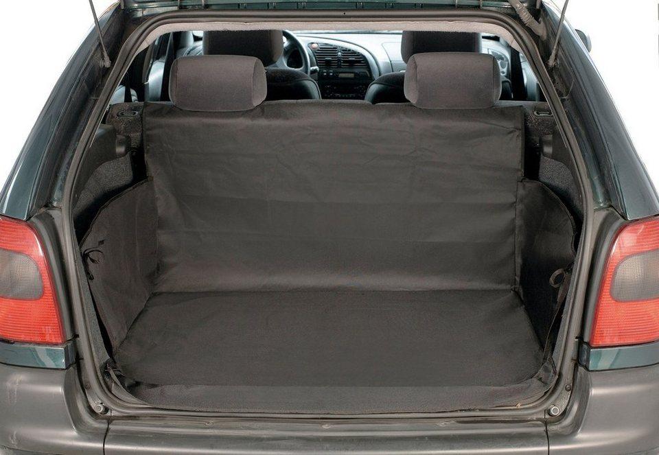 Kofferraumschutzdecke »Cäsar« in schwarz