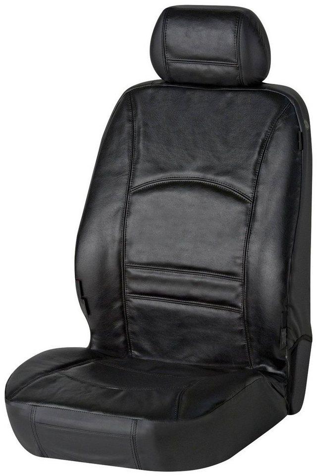 Autositzbezug »Ranger schwarz« in schwarz
