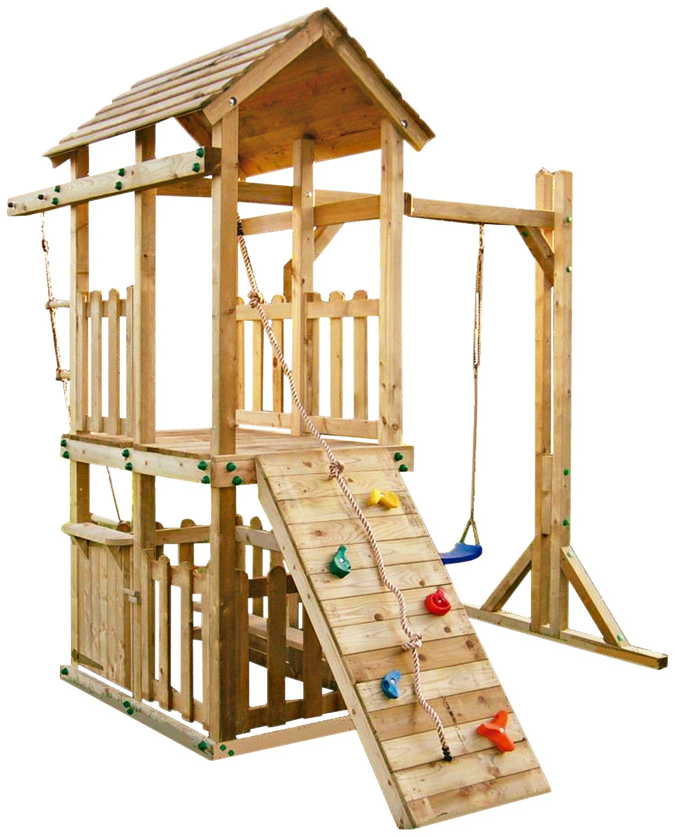 Set: Kinderspielturm »All in«