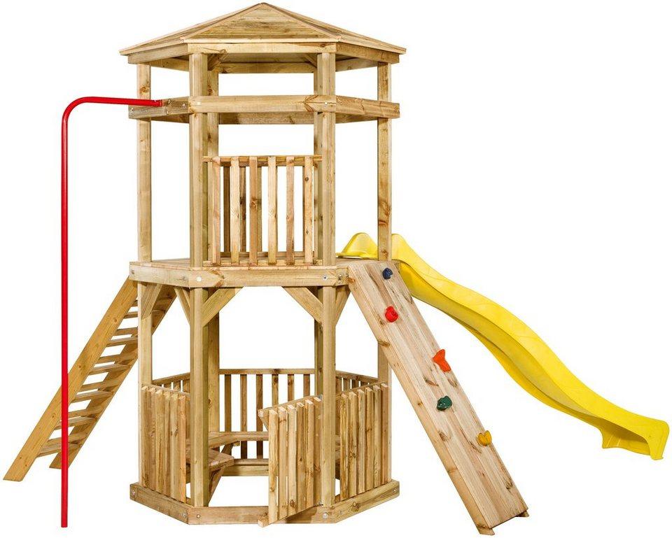 Set: Kinderspielturm »Crazy Climber«