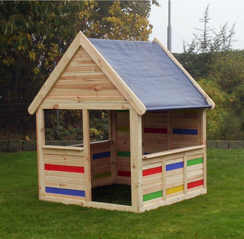 Promadino Spielhaus  CYO natur  online kaufen
