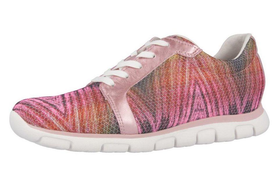 Gabor Sneaker in Mehrfarbig