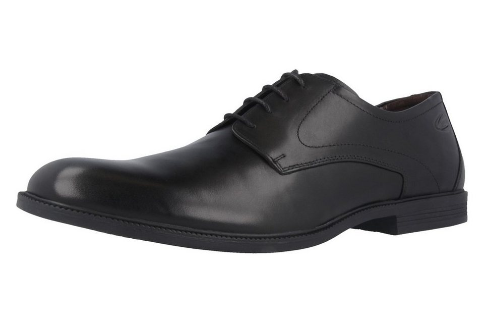 Camel Active Business-Schuhe in Schwarz