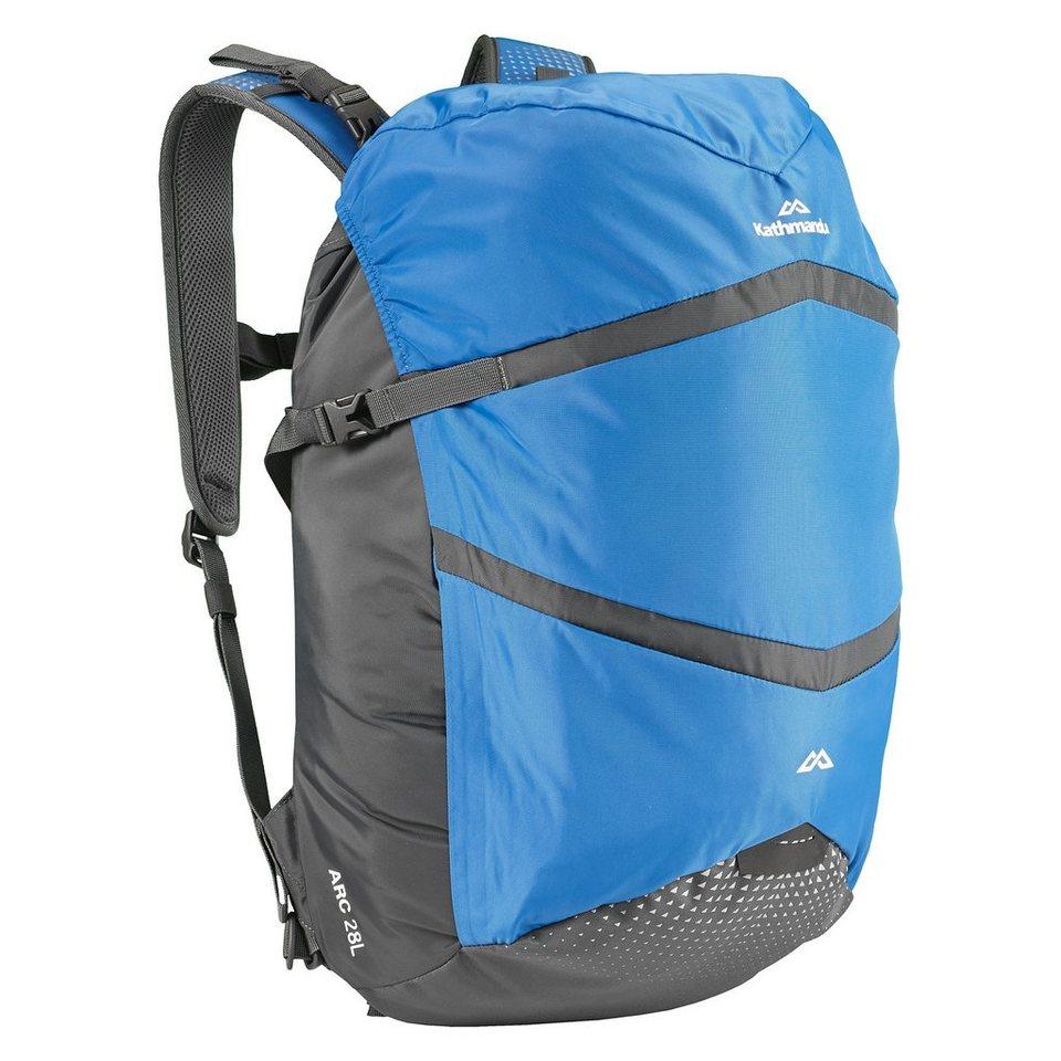 Kathmandu 28 Liter Laptop-Rucksack »Arc v2« in Blue/Charcoal