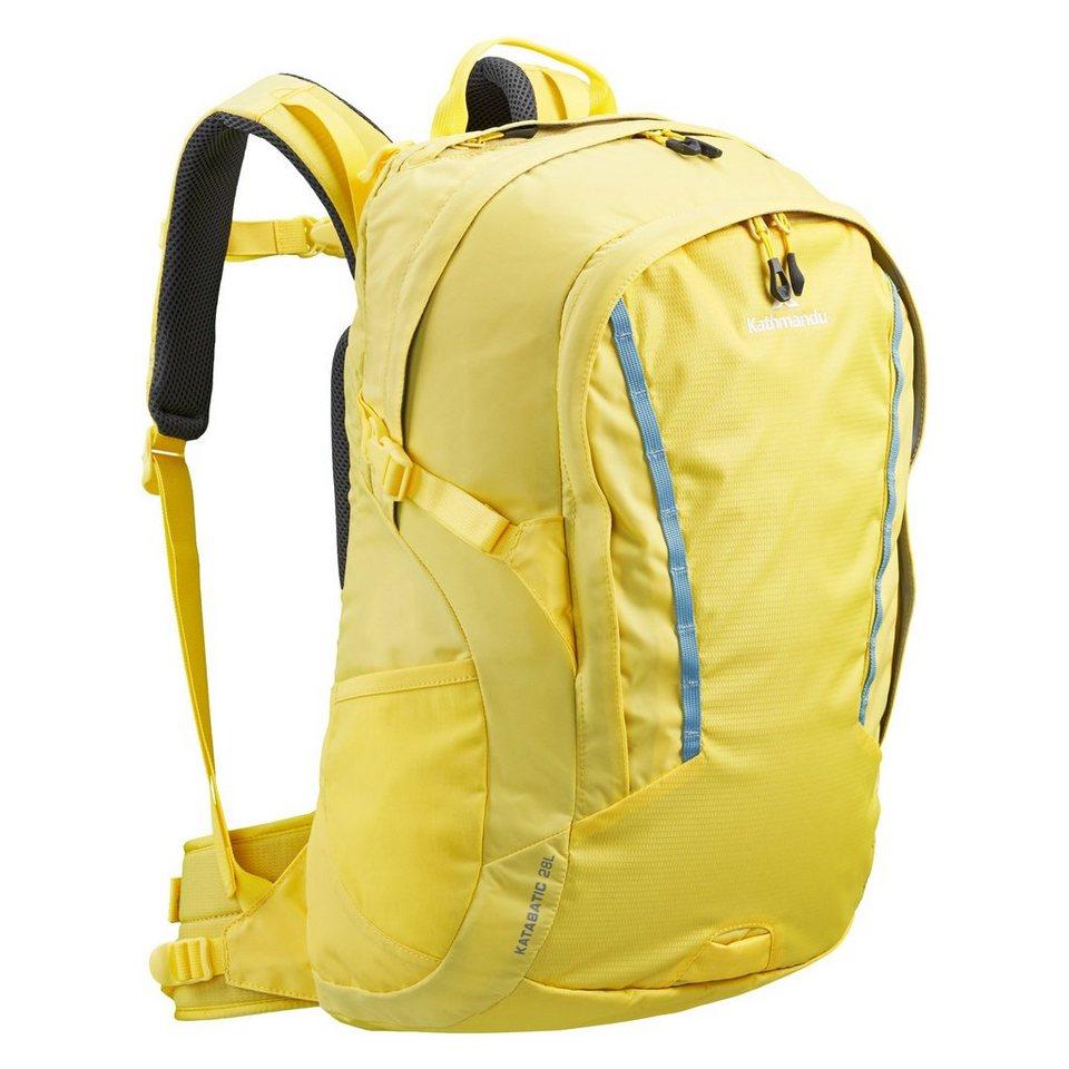 Kathmandu 28 Liter Rucksack »Katabatic v3« in Yellow Cream
