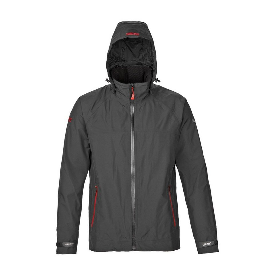 Kathmandu Wasserdichte Gore-Tex® Jacke »Blackburn« in Schwarz