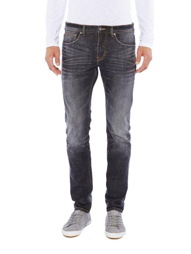 COLORADO DENIM Jeans »C938 TAPERED Herren Jeans« in smoked grey