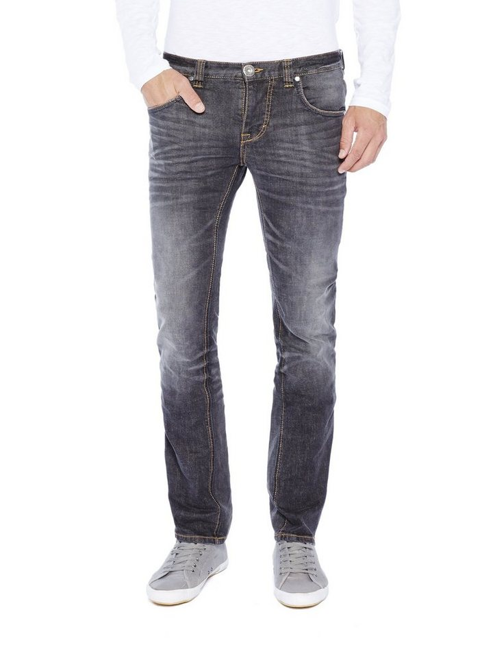COLORADO DENIM Jeans »C942 LUKE Herren Jeans« in smoked grey