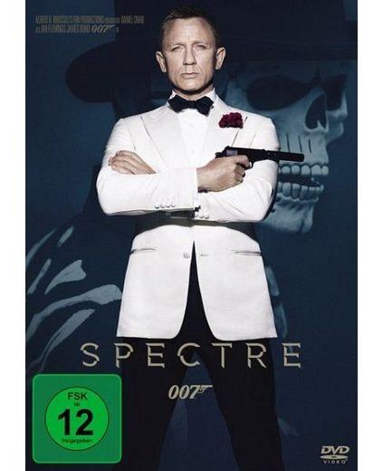 DVD »Spectre«
