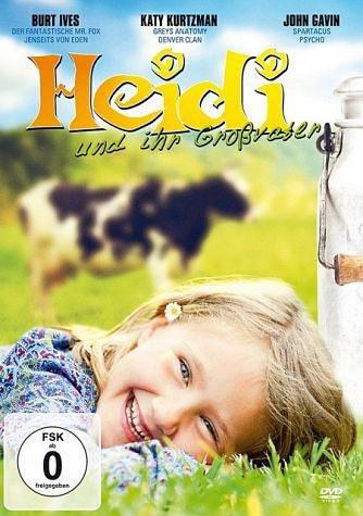 DVD »Heidi und ihr Großvater«