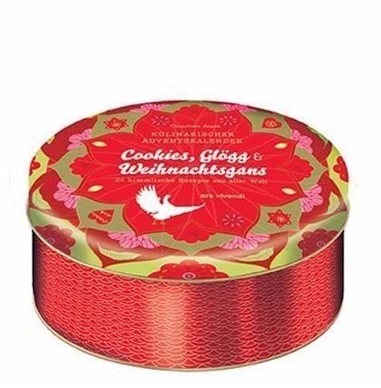 Box »Cookies, Glögg und Weihnachtsgans«