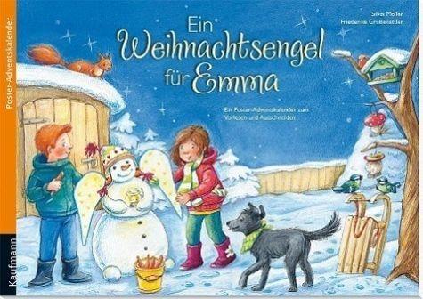 Broschiertes Buch »Ein Weihnachtsengel für Emma«