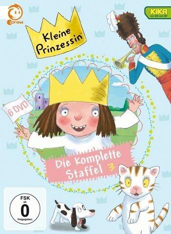 DVD »Kleine Prinzessin - Die komplette Staffel 3 (6...«