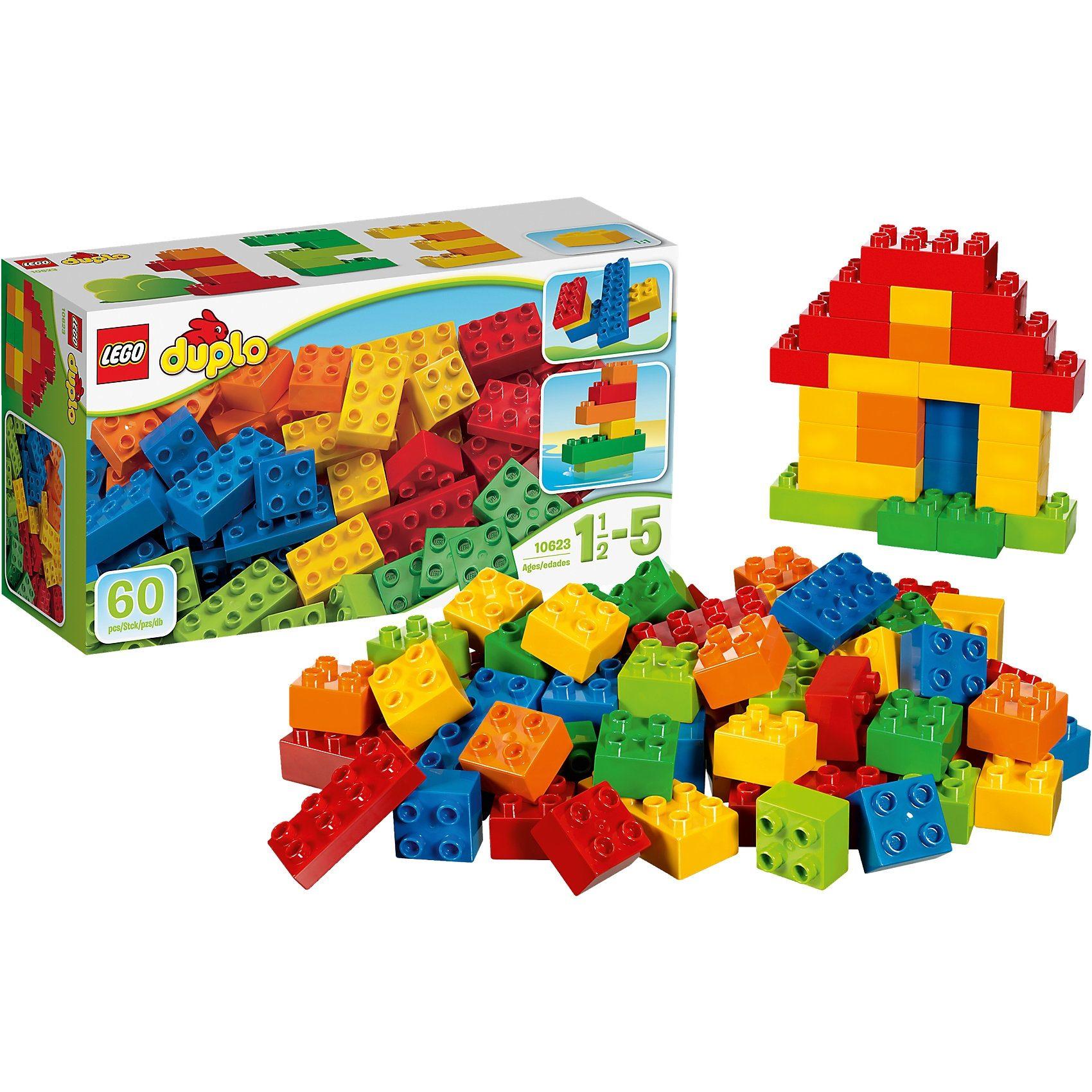 LEGO 10623 DUPLO Grundbausteine