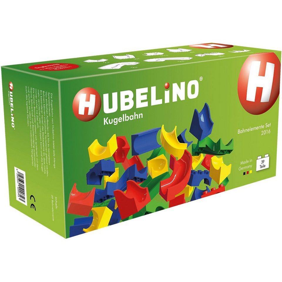 Hubelino - 39-teiliges Bahnelemente-Set 2016