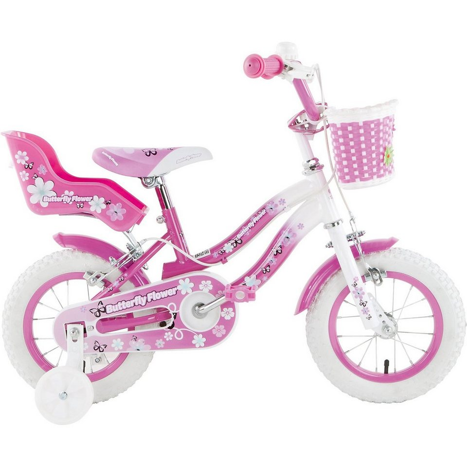 schiano kids kinderfahrrad butterfly 12 zoll otto. Black Bedroom Furniture Sets. Home Design Ideas