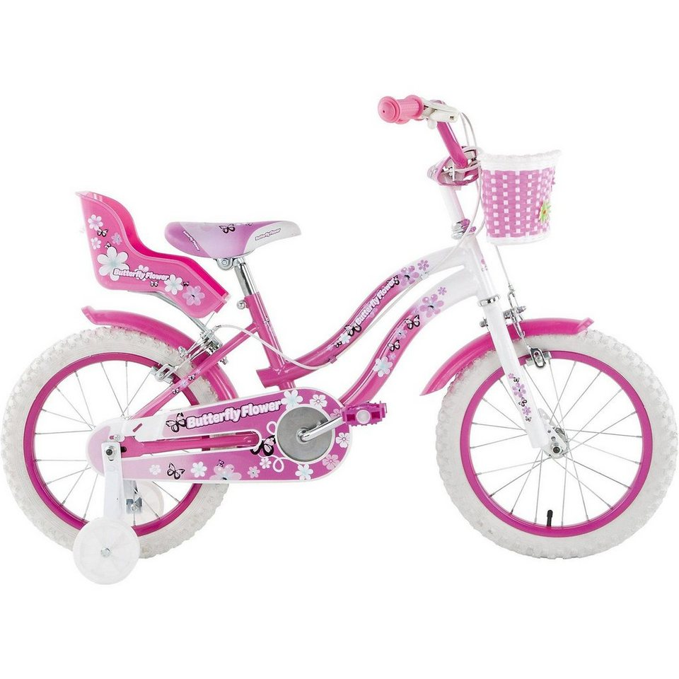 schiano kids kinderfahrrad butterfly 14 zoll otto. Black Bedroom Furniture Sets. Home Design Ideas