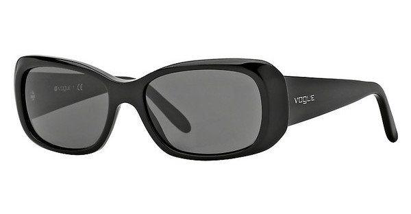 Vogue Damen Sonnenbrille » VO2606S« in W44/87 - schwarz/grau