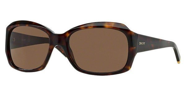 DKNY Damen Sonnenbrille » DY4048« in 301673 - braun/braun