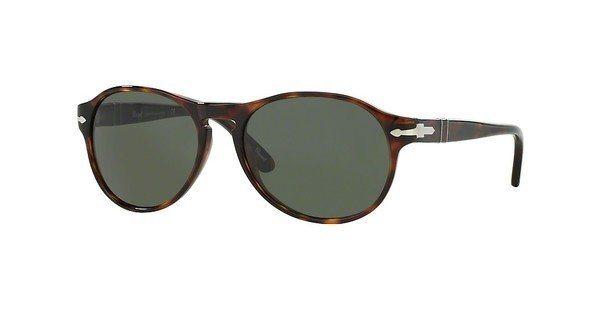 Persol Herren Sonnenbrille » PO2931S« in 24/31 - braun/grün