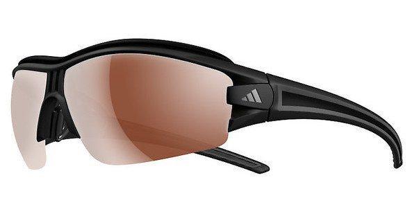 Adidas Performance Sonnenbrille »Evil Eye Halfrim Pro XS A180« in 6072 - schwarz