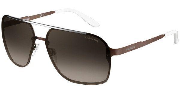 Carrera Herren Sonnenbrille » CARRERA 91/S« in J8P/HA - braun/braun
