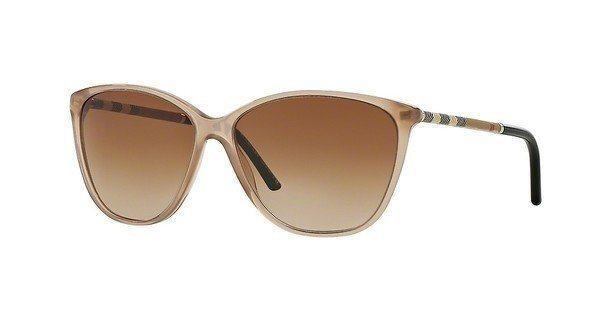 Burberry Damen Sonnenbrille » BE4117« in 301213 - rosa/braun
