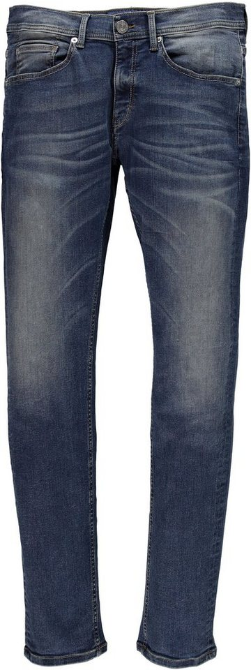 Bogner Jeans Stretchjeans »Jake« in scratched used