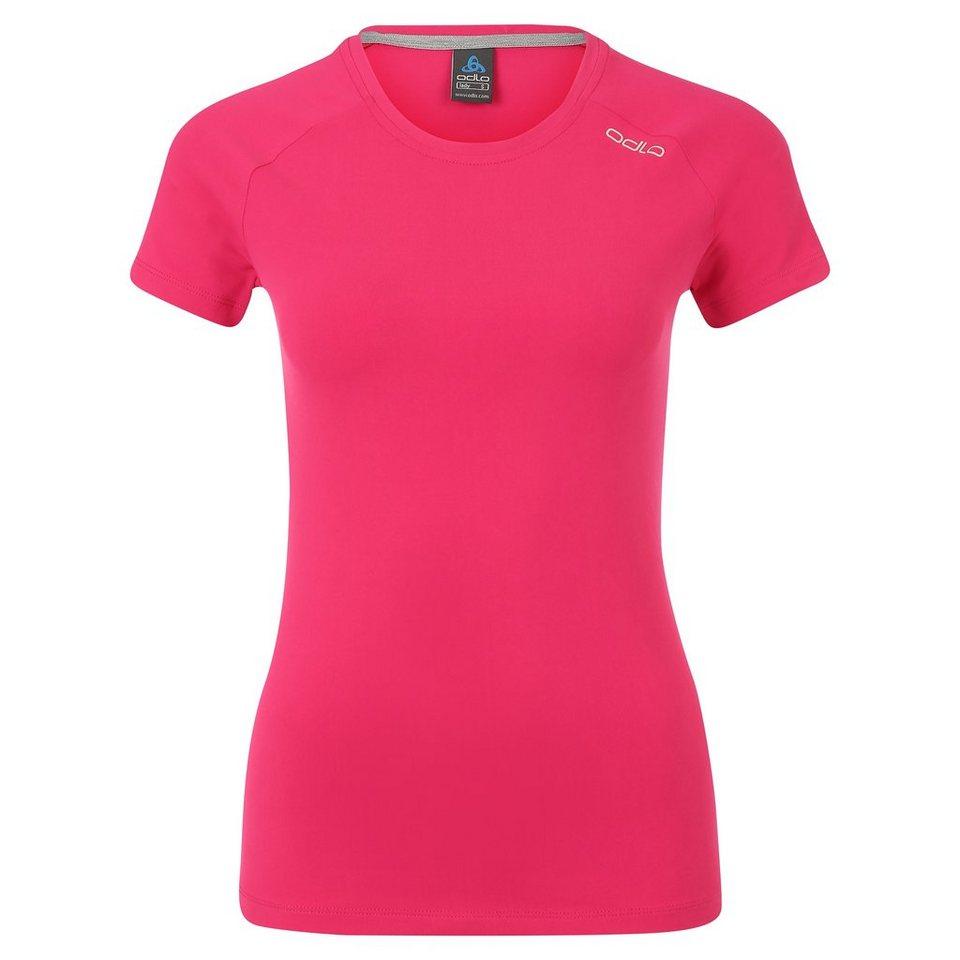 ODLO Sillian Laufshirt Damen in pink