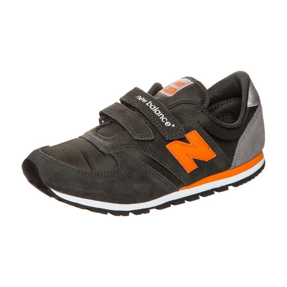 NEW BALANCE KE420-ROY-M Sneaker Kinder in oliv / orange