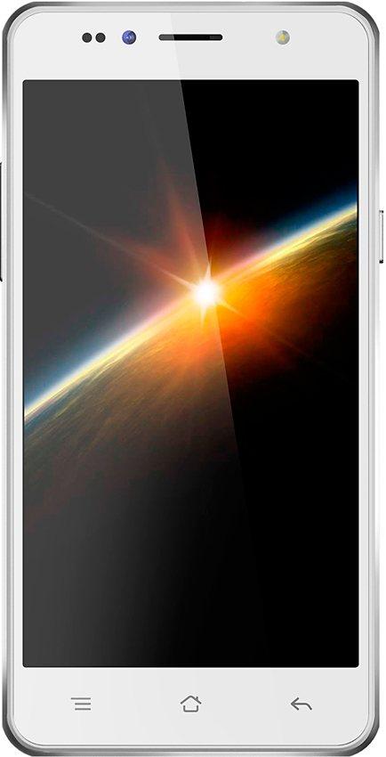 Siswoo Smartphone »C50 Longbow« in weiss