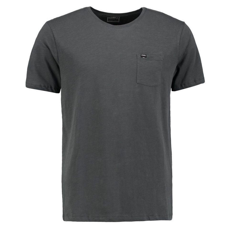 O'Neill T-Shirt kurzärmlig »Jacks Base« in Anthrazit