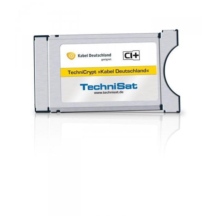TechniSat CI+ Modul für Kabel Deutschland »TechniCrypt Kabel Deutschland« in silber-weiß