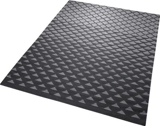 Teppich »Wanda«, Esprit, rechteckig, Höhe 5 mm, reine Schurwolle