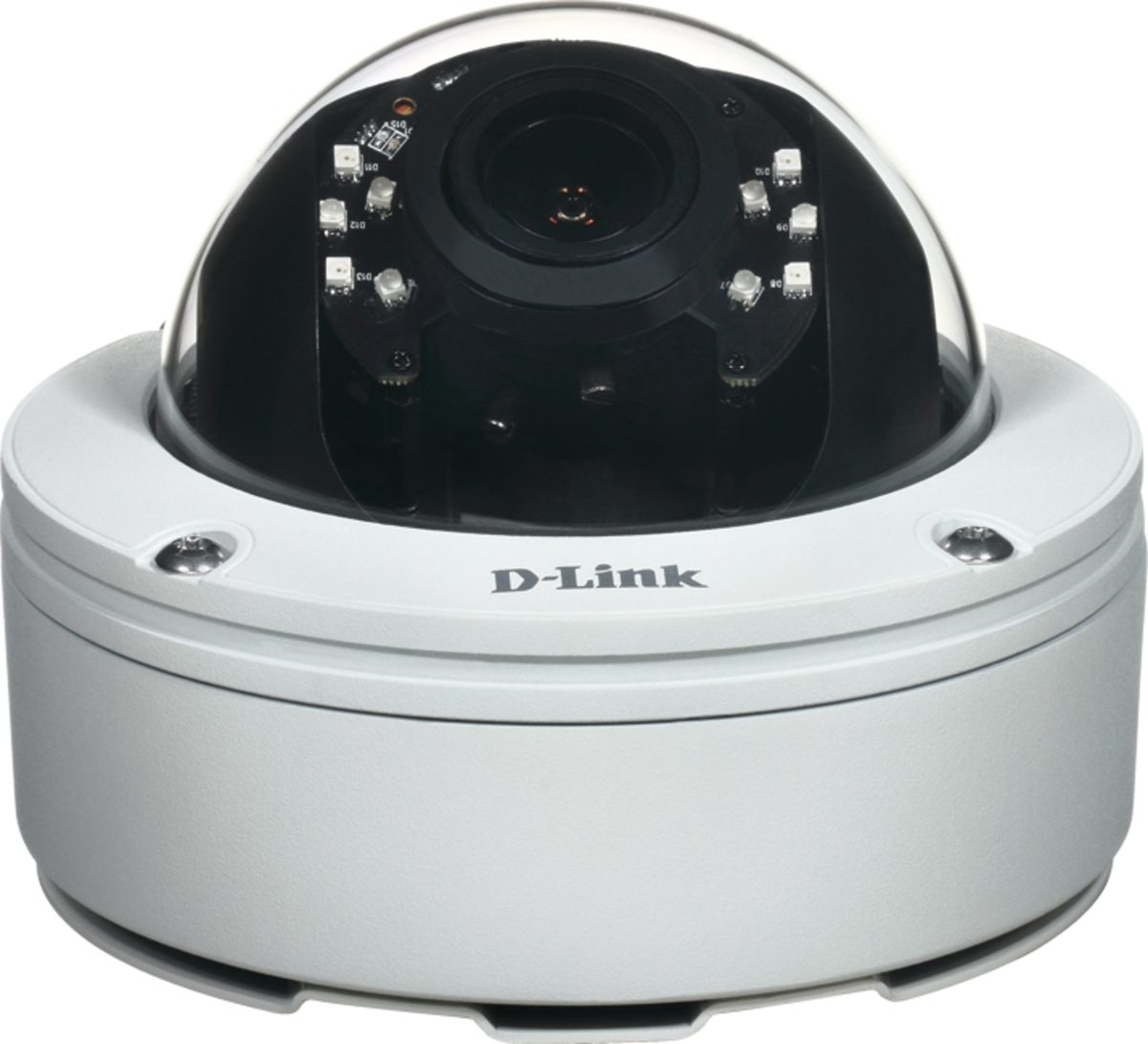 D-Link IP-Kamera »DCS-6517 Outdoor Fixed Dome IR PoE Full HD 5MP«
