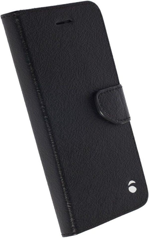 Krusell Handytasche »FolioWallet Borås für Samsung Galaxy S7« in Schwarz