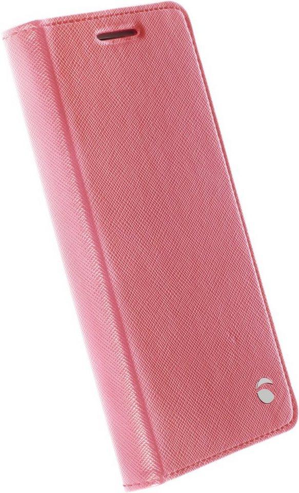Krusell Handytasche »FolioCase Malmö für Samsung Galaxy S7« in Pink