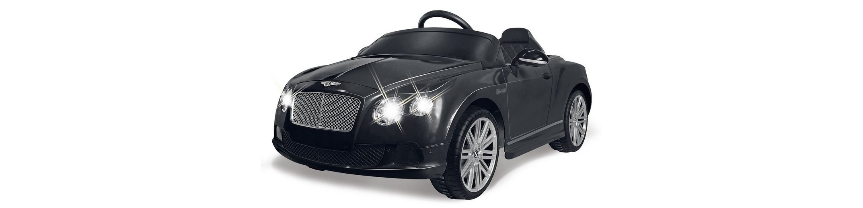 JAMARA Elektrofahrzeug für Kinder, 2,4 GHz, »JAMRA KIDS Ride-On Bentley GTC, schwarz«