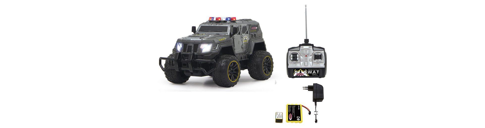 JAMARA RC Auto mit Beleuchtung, »SWAT 27 MHz«