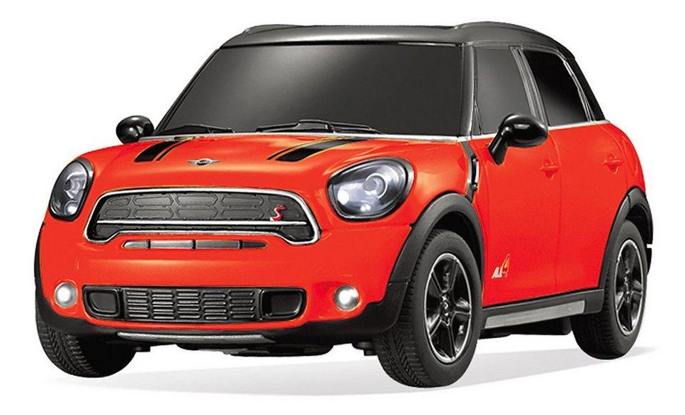 jamara rc auto mit licht ma stab 1 24 mini countryman. Black Bedroom Furniture Sets. Home Design Ideas