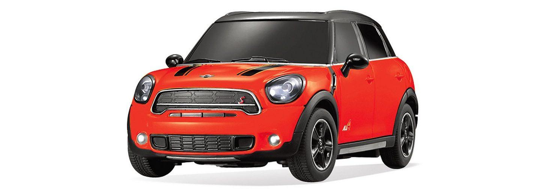 JAMARA RC Auto mit Licht, Maßstab 1:24, »Mini Countryman«