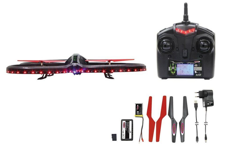 JAMARA Quadrocopter mit Kamera, »Flyscout AHP+«