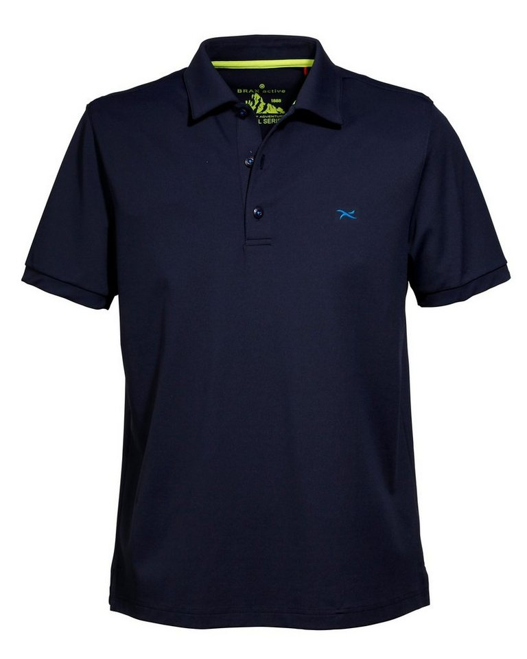Brax Active Polo Alwin in Navy