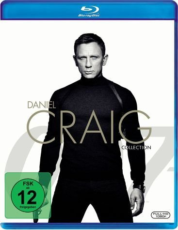 Blu-ray »Daniel Craig Collection«