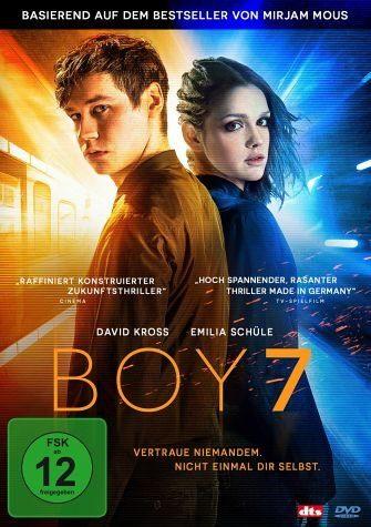 DVD »Boy 7«