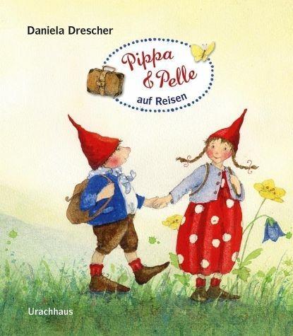 Buch mit Papp-Einband »Pippa und Pelle auf Reisen«