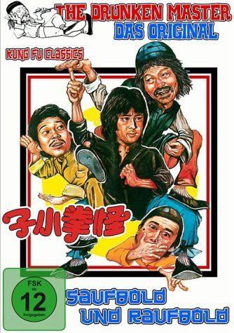 DVD »The Drunken Master - Saufbold und Raufbold«