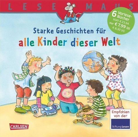 Gebundenes Buch »LESEMAUS Sonderbände: Starke Geschichten für...«