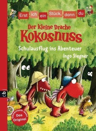 Gebundenes Buch »Schulausflug ins Abenteuer / Erst ich ein...«